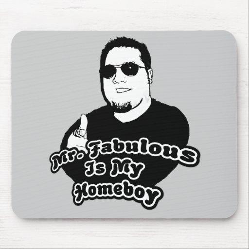 Homeboy Mousepad