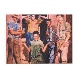 Homeboys Canvas Print