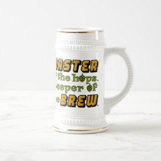 Homebrew Beer Brewer Beer Stein