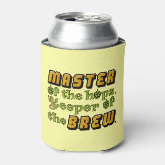 Homebrew Beer Brewer Master of the Hops Can Cooler