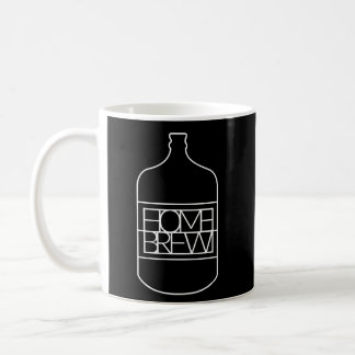 Homebrew (Carboy) Coffee Mug