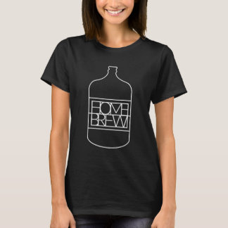 Homebrew (Carboy) T-Shirt
