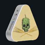 "Homebrew Pirate Bluetooth Speaker<br><div class=""desc"">Hop skull with barley cross</div>"