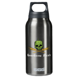 Homebrew Pirate Insulated Water Bottle