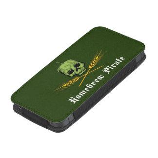 Homebrew Pirate iPhone 5 Pouch