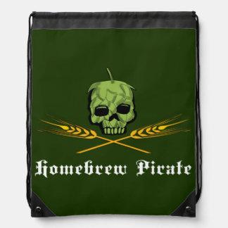 Homebrew Pirate Backpack
