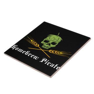 Homebrew Pirate Tile