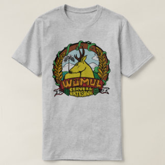 Homebrew Wumul (Chile) t-shirt