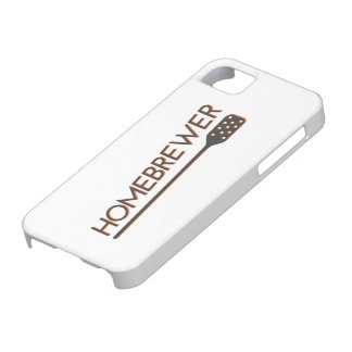 Homebrewer - Mash Paddle iPhone 5 Cases