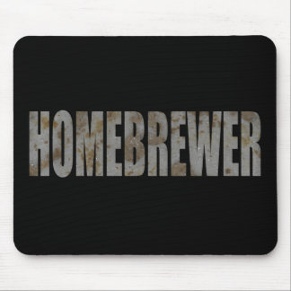 Homebrewer Mouse Pad