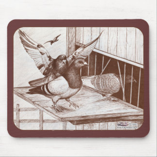 Homecoming Homers Mouse Pad