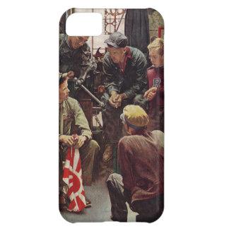 Homecoming Marine iPhone 5C Cover