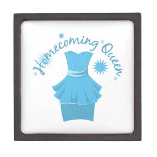 Homecoming Queen Gift Box