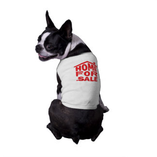 """HomeFor.Sale"" Pet Clothing"