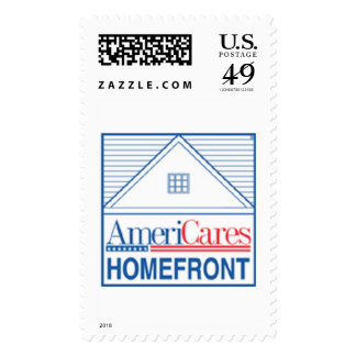 HomeFront Logo Postage