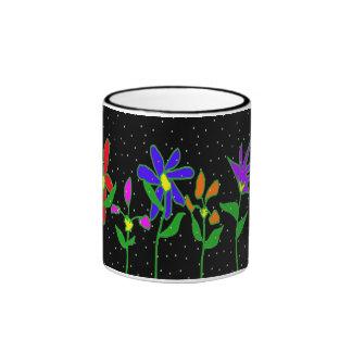 Homegrown Flowers II Coffee Mugs