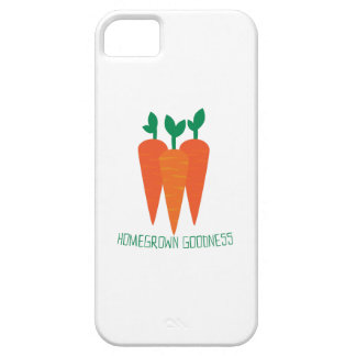 Homegrown Goodness iPhone 5/5S Cases