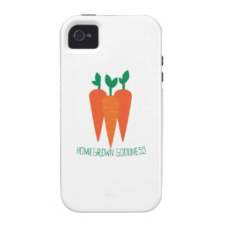 Homegrown Goodness iPhone4 Case