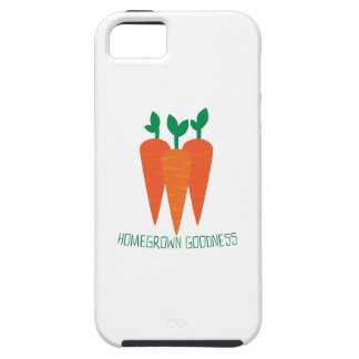 Homegrown Goodness iPhone 5 Cover