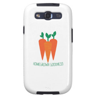 Homegrown Goodness Galaxy SIII Case