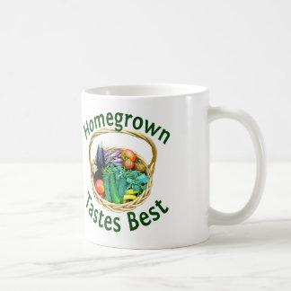 Homegrown Tastes Best! Coffee Mug