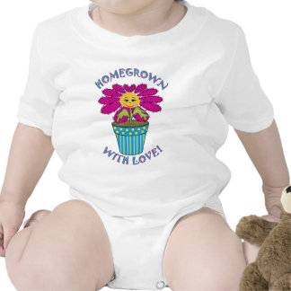 Homegrown with Love T-shirts