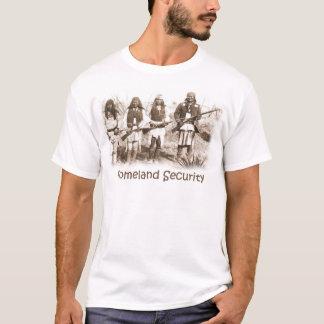 Homeland Security Apache T-Shirt