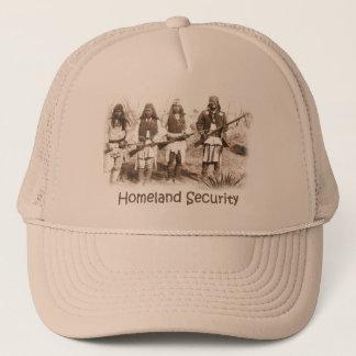 Homeland Security Apache Trucker Hat