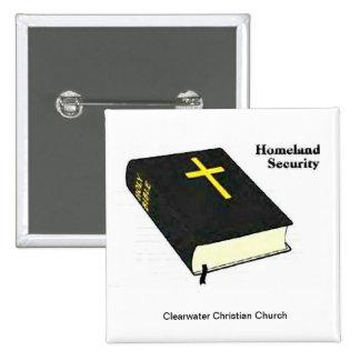 Homeland Security Pins