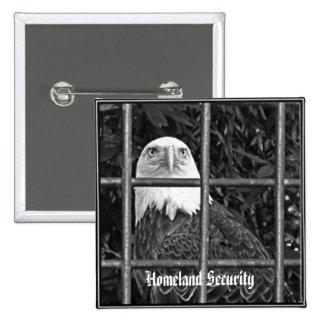 Homeland Security Pin