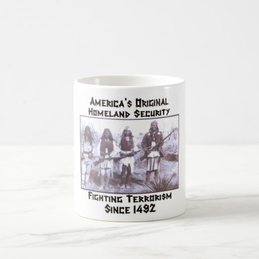 Homeland Security Coffee Mug