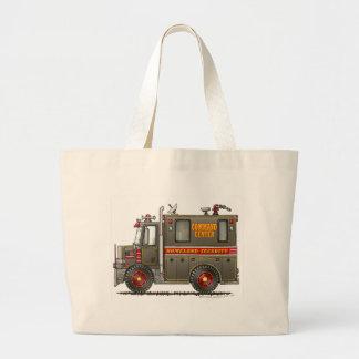 Homeland Security Command Truck Canvas Bag