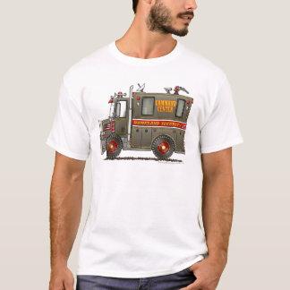Homeland Security Command Truck T-Shirt