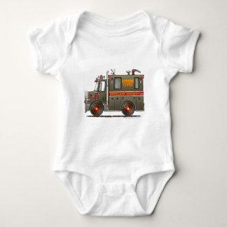 Homeland Security Command Truck Tee Shirt