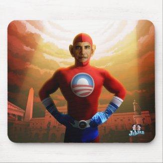 Shirts Galore And More Obama Mousepad