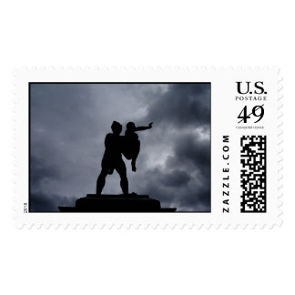 Homeland Security Postage