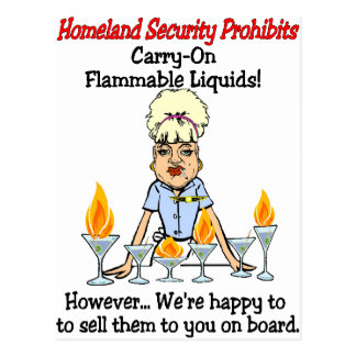 Homeland Security Postcard