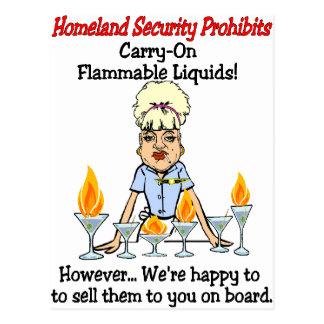 Homeland Security Post Card