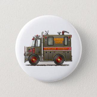 Homeland Security Truck Button Pin