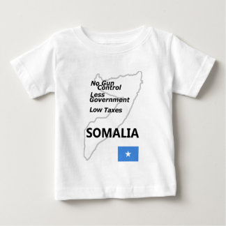 Homeland: Somalia Baby T-Shirt