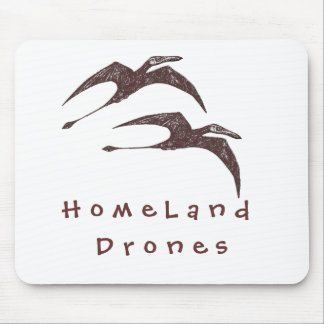 HomeLand Spy Drones Mouse Pad
