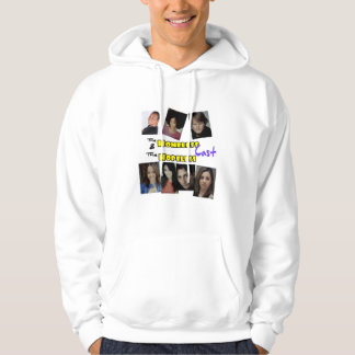 Homeless and Hopeless Cast Hoodie
