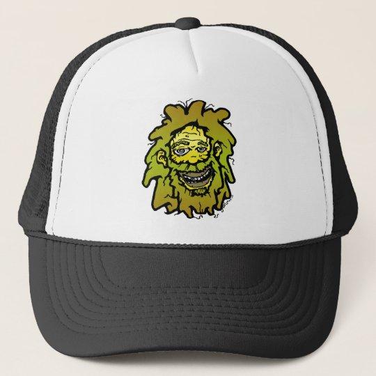 homeless-gld trucker hat