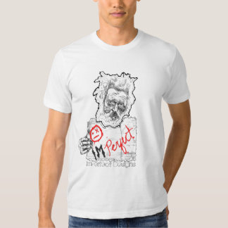 homeless, imPerfect Designs T-Shirt