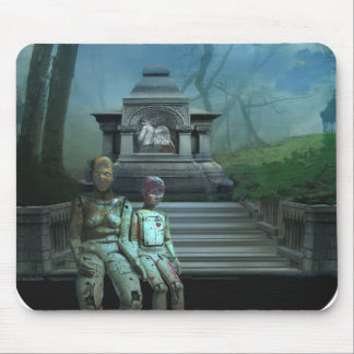 Homeless Mouse Pad
