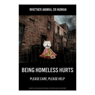 Homeless Sumie 1 Poster