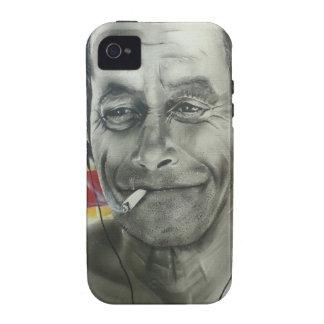 Homeless Veteran iPhone 4 Cover