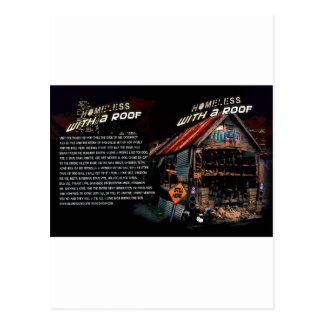 Homeless with a roof 20 Years In The Game  -dvd- Postcard