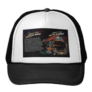 Homeless with a roof 20 Years In The Game  -dvd- Trucker Hat