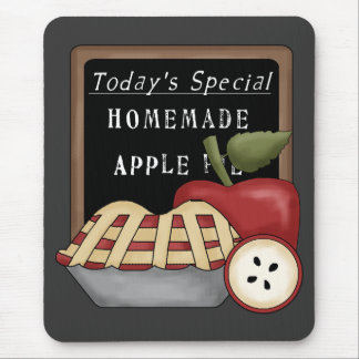 Homemade Apple Pie Mouse Pad